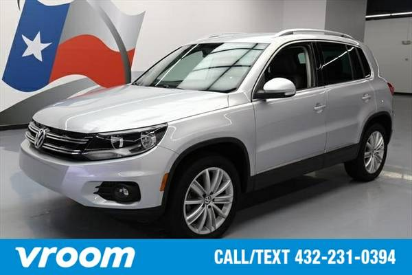 2013 Volkswagen Tiguan SE 4Motion 4dr SUV All Wheel Drive SUV 7 DAY RE