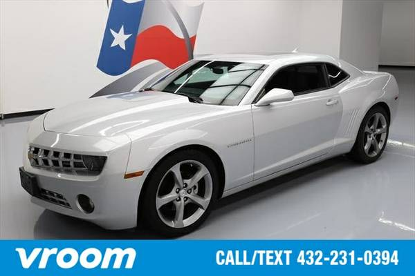 2013 Chevrolet Camaro LT 2dr Coupe w/1LT Coupe 7 DAY RETURN / 3000 CAR