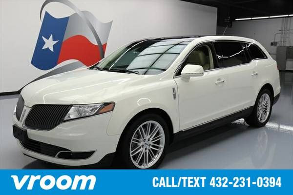 2013 Lincoln MKT AWD EcoBoost 4dr Crossover Wagon 7 DAY RETURN / 3000