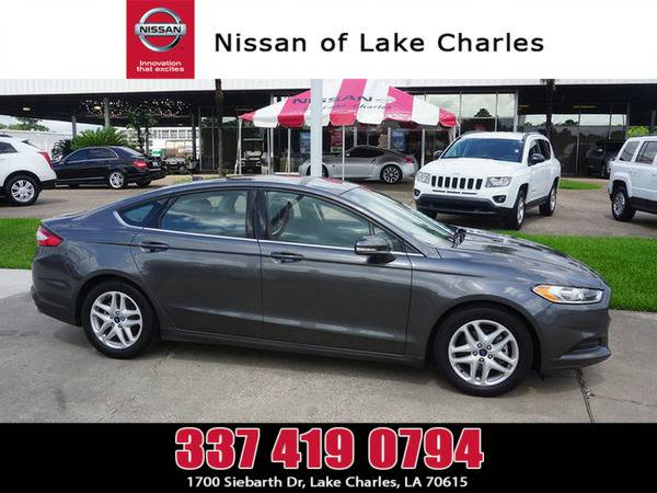 *2015* *Ford Fusion* ** *Magnetic*