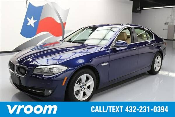 2013 BMW 528 528i xDrive 4dr Sedan All Wheel Drive Sedan 7 DAY RETURN