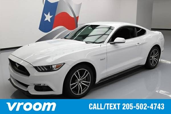 2015 Ford Mustang GT 2dr Fastback Coupe 7 DAY RETURN / 3000 CARS IN ST