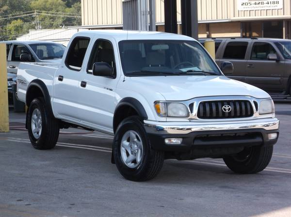 2004 Toyota Tacoma Prerunner SR5 TRD Off Road. Double Cab! V6 ENGINE!