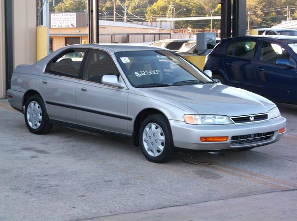 1997 Honda Accord LX. GREAT SHAPE! *WHOLESALE TO THE PUBLIC*