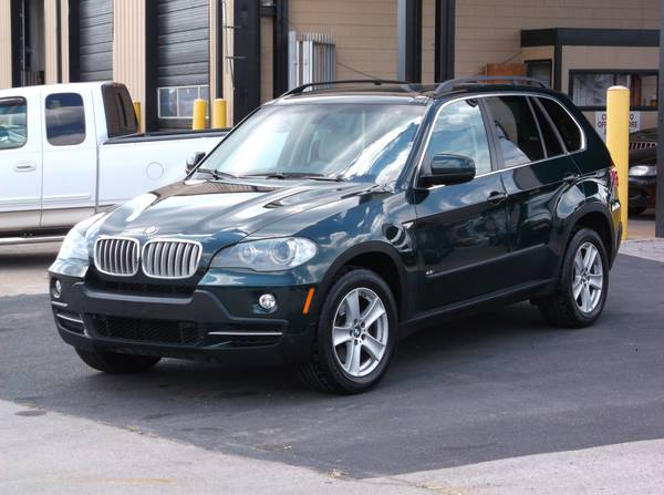 2008 BMW X5 4.8i. FULLY LOADED! ONLY 98k Miles!
