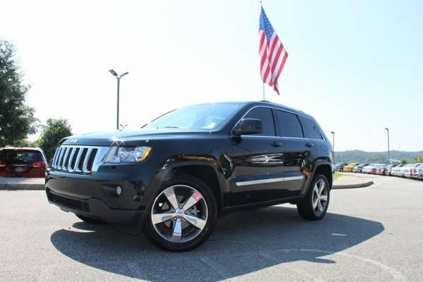 2013 Jeep Grand Cherokee 4D Sport Utility Laredo