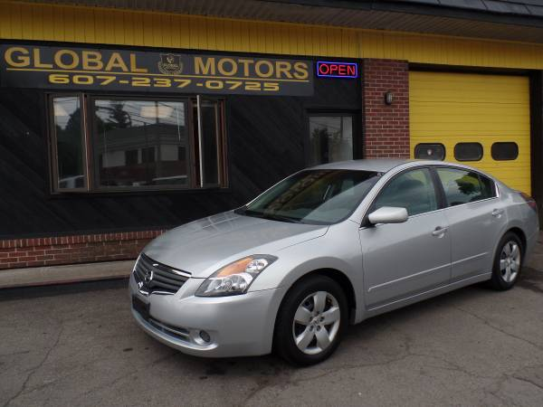 2007 NISSAN ALTIMA 2.5S Miles Are Only 96k