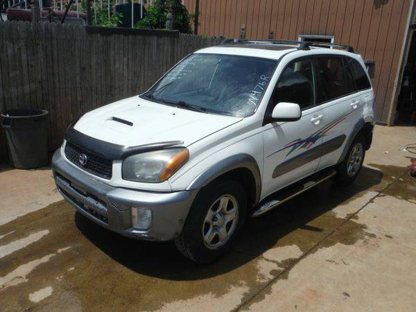 2003 *TOYOTA* *RAV4* FWD - Trade-Ins Welcome!