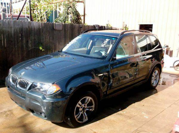 2006 *BMW* *X3* AWD - Trade-Ins Welcome!
