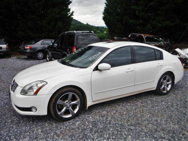 2006 *NISSAN* *MAXIMA* FWD - Trade-Ins Welcome!