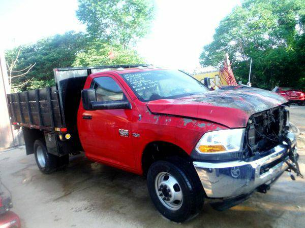 2011 *DODGE* *RAM* *3500* RWD - Trade-Ins Welcome!