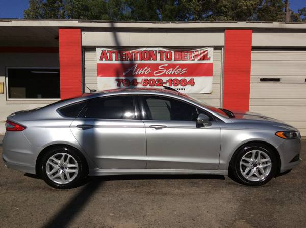 14-Ford Fusion SE-Moonroof!Clean Carfax!Local Trade!Michelin Tires!!!