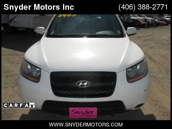 2008 Hyundai Santa Fe FWD GLS V6 Consignment