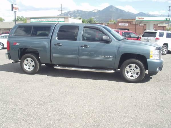 2011 CHEVROLET 1500 CREW CAB LT 4X4