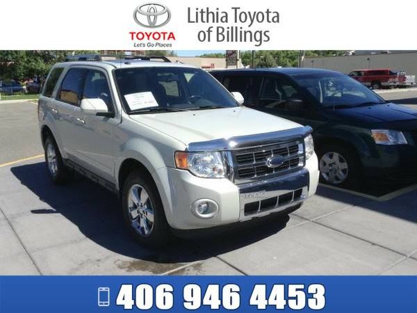 *2009* *FORD ESCAPE* *LIMITED* *GRAY*