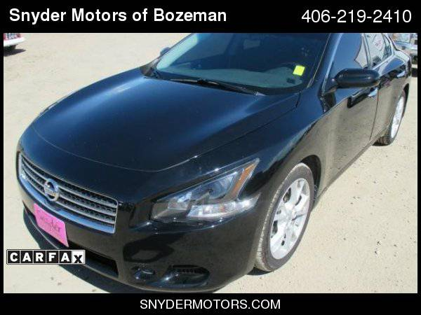 2009 Nissan Maxima SV SuperClean Only 95K Warranties Available