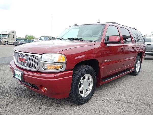 2004 GMC Yukon XL Denali