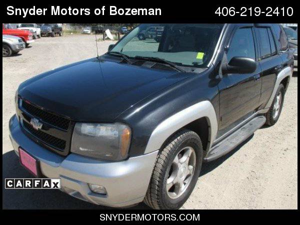 2008 Chevrolet TrailBlazer LT Only 93K Clean Warranties Available