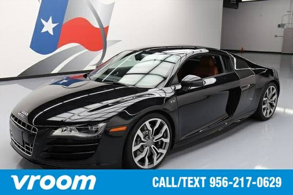 2011 Audi R8 5.2 7 DAY RETURN / 3000 CARS IN STOCK