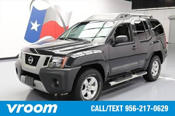 2012 Nissan Xterra 7 DAY RETURN / 3000 CARS IN STOCK