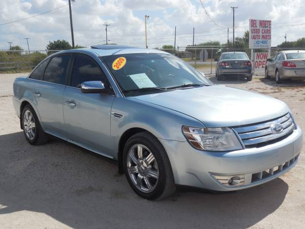 2008 Ford Taurus Limited.... solo 59 mil millas....