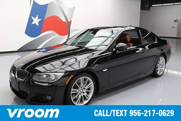 2013 BMW 335 335i 2dr Coupe Coupe 7 DAY RETURN / 3000 CARS IN STOCK