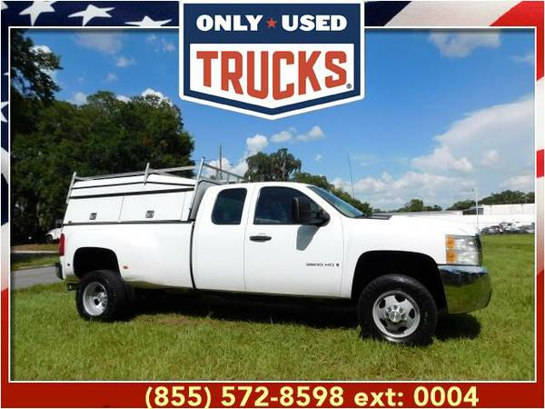 2008 *Chevrolet Silverado 3500* DRW Work Truck Heavy Duty (8cyl,...