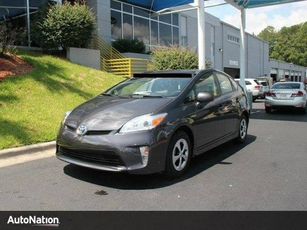 2014 Toyota Prius Five Hatchback