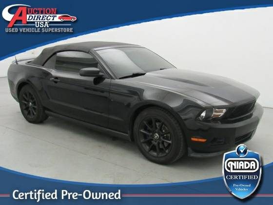 **2011 Ford Mustang Convertible..low payments any credit**