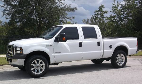 2005 F250 BULLETPROOF MINT CONDITION 4WD SINISTER DIESEL *WE FINANCE*