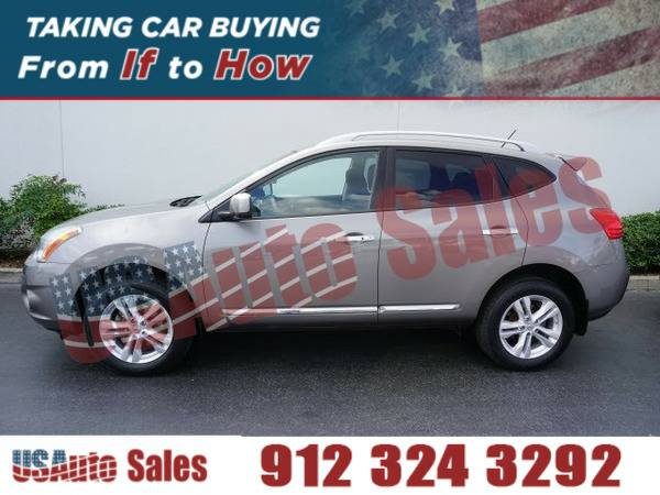 2012 NISSAN ROGUE S KROM EDITION GRAY