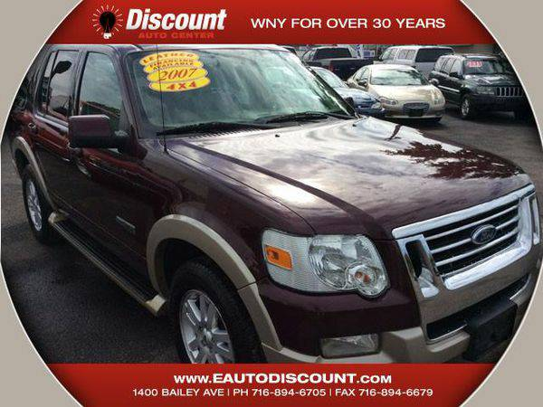 2007 *Ford* *Explorer* Eddie Bauer 4.0L 4WD -☎️ CALL OR &
