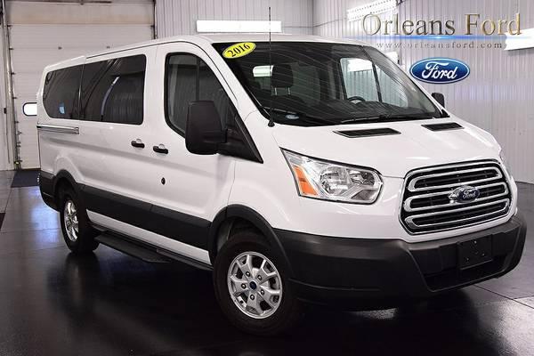 Ford Stock 89879 2016 Transit-150 Van XLT