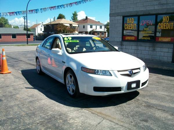 2006 Acura TL - Good/Bad/Horrible Credit Financing Available