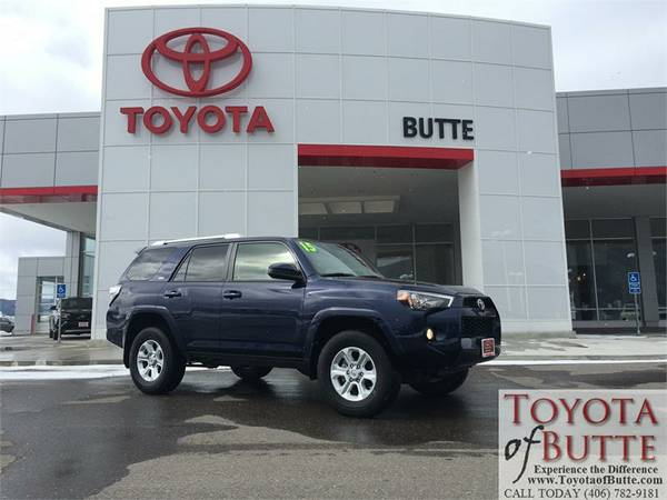 2015 Toyota 4Runner SR5 - Good Credit, Bad Credit, No Problem