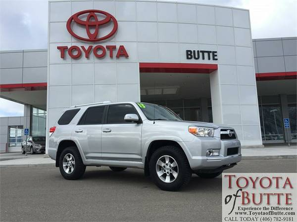 2013 Toyota 4Runner SR5 - Good Credit, Bad Credit, No Problem