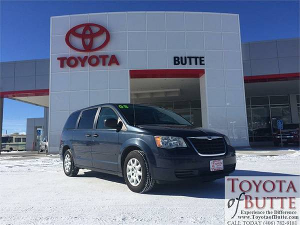 2008 Chrysler Town & Country LX - Good Credit, Bad Credit, No Problem