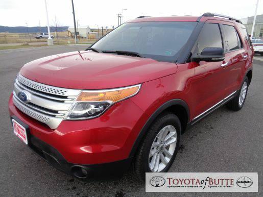 2011 Ford Explorer XLT - Good Credit, Bad Credit, No Problem