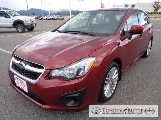 2013 Subaru Impreza Wagon 2.0i Premium - Good Credit, Bad Credit, No P