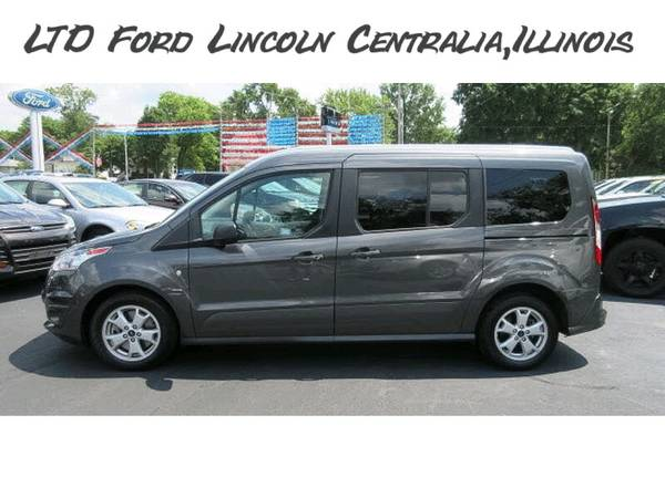 2016 Ford Transit Connect XLT(LIKE NEW)