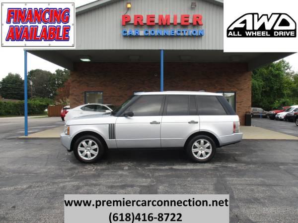 2007 *Land Rover* *Range Rover* HSE AWD