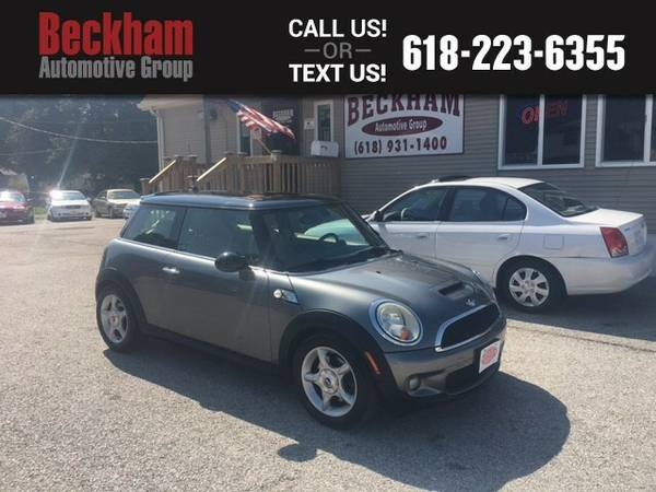 2009 Mini Hardtop S 2dr Hatchback