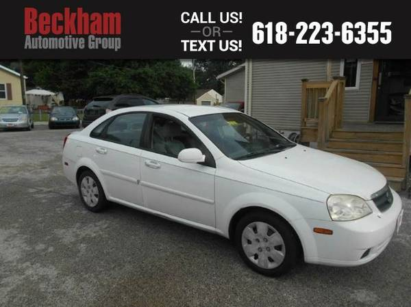 2006 Suzuki Forenza Base 4dr Sedan w/Manual