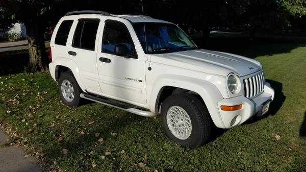 2002 Jeep Liberty-New Engine 100,000 warranty