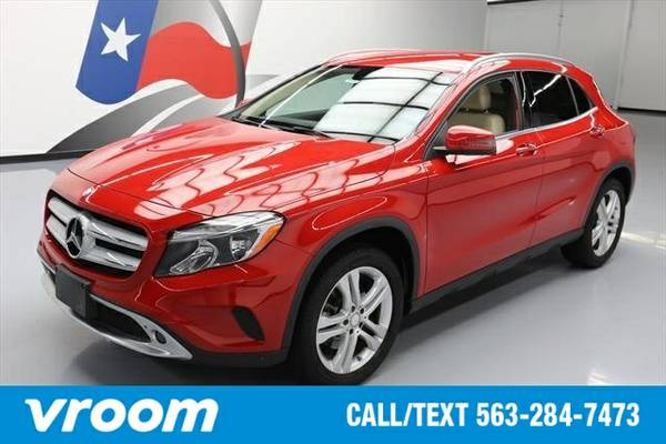 2015 Mercedes-Benz GLA-Class GLA250 4dr SUV All Wheel Drive SUV 7 DAY