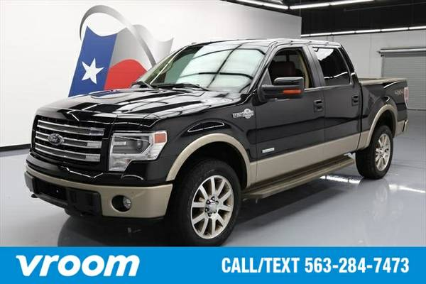 2014 Ford F-150 King Ranch 4dr SuperCrew 4WD Truck 7 DAY RETURN / 3000