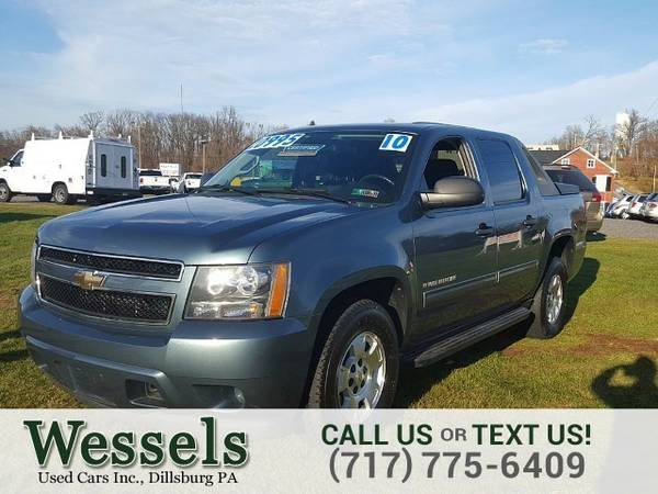 2010 Chevrolet Avalanche LS 4x4 Truck Avalanche Chevrolet