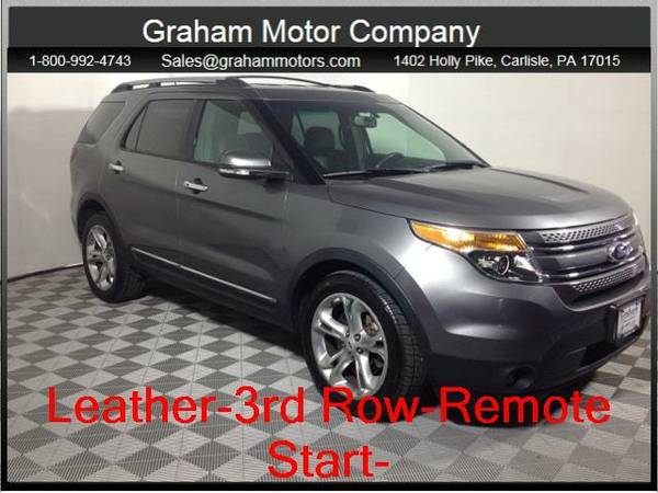 2013 *Ford Explorer* Limited ()