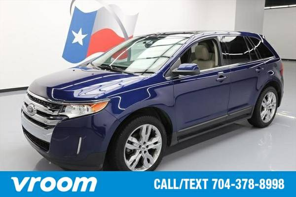 2012 Ford Edge Limited 7 DAY RETURN / 3000 CARS IN STOCK