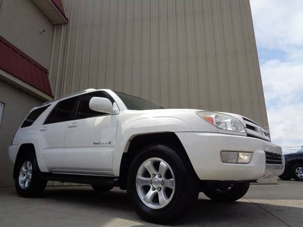 *CERTIFIED* 2005 TOYOTA 4 RUNNER SPORT EDITION 4X4 !!!4.7L V8 POWER!!!